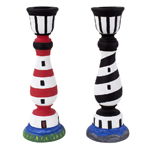 Lighthouse Candlesticks