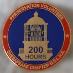 200 hrs pin