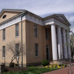The Lyceum Museum, Alexandria, VA. Photo by A. Pasek.