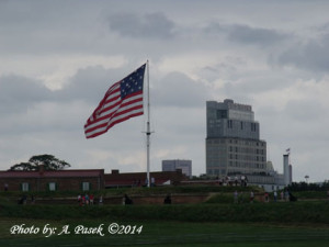 Fort McHenry Photo by: A. Pasek