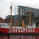 Lightship Chesapeake in Baltimore's Inner Habor