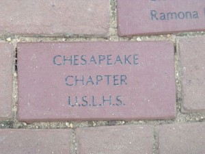 Chapter Brick at Concord Point Legacy Walk