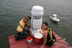 Contractors Point the fog horn.