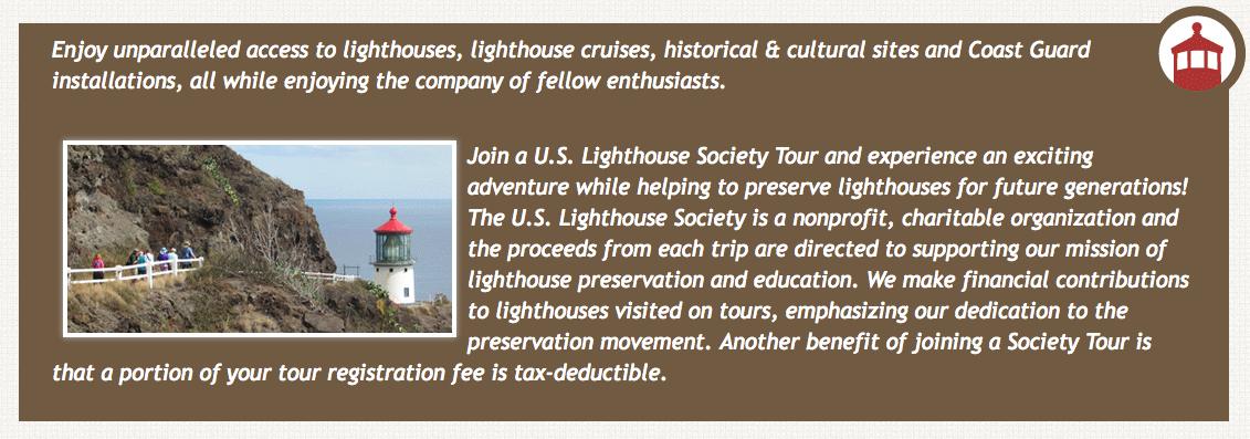 USLHS Tours