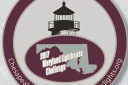2017 Maryland Lighthouse Pin