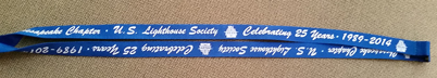 Chapter 25th Anniversary Lanyard