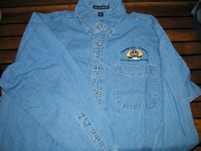 Chapter Denim Shirt