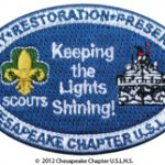 Chapter Scout Patch