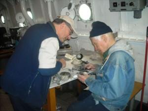 Greg Krawczyk and Lawrence Witucki