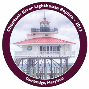Choptank River Lighthouse Replica