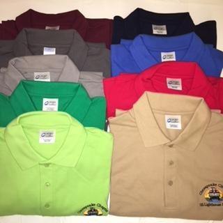Men's Polo Shirts NEW