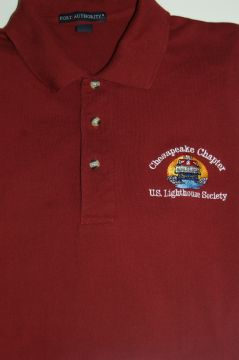 Chapter Polo Shirts