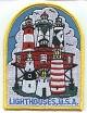 Lighthouses USA Patch